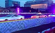 Lexus Spindle Night 2012